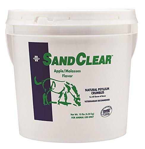 Farnam SandClear Natural Psyllium Crumbles, 10 lbs