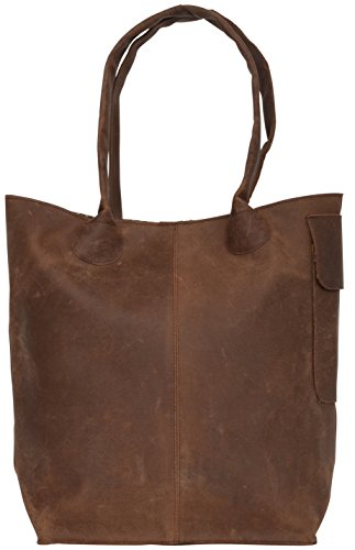 Gusti Studio In Pelle Valerie Borsa In Pelle Shopper Borsa Da Donna Borsa Per Il Tempo Libero Shopping Bag Borsa A Mano Ladies Bag Shopping Bag Borsa A Mano Borsa Donna Bufalo Marrone 2m18-26-3