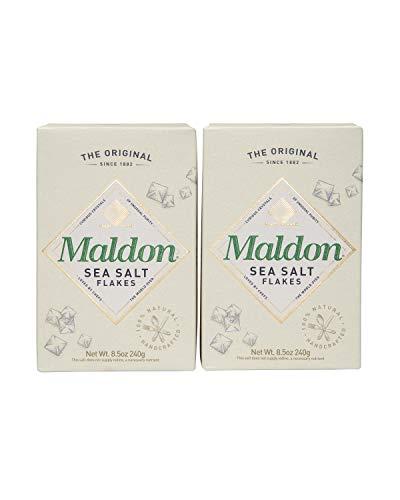 Maldon Salt, Sea Salt Flakes, 8.5 oz (240 g), 2