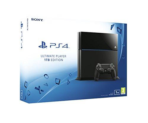 Videoentity.com 41C3DV5Ci6L Sony PlayStation 4 1TB Ultimate Player Edition