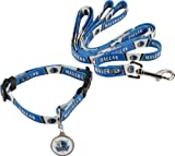 Hunter Dallas Mavericks Pet Combo Set (Collar, Lead, ID Tag), Small Size