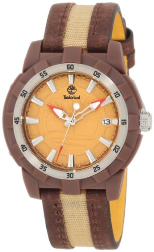 Timberland Women's 13323MPBNS_07 Whiteledge Analog 3 Hands Date Watch