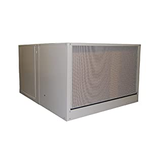 MasterCool AD1C51 Down-Draft Evaporative Cooler with 1,750 Square Foot Cooling, 5,000 CFM