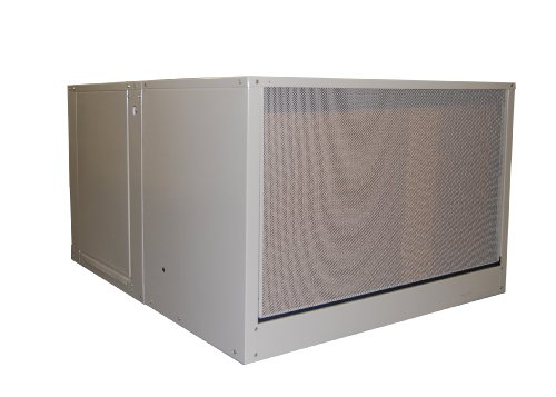 - MasterCool AD2C51 Down-Draft Evaporative Cooler with 1,750 Square Foot Cooling, 5,000 CFM