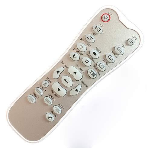 Replacement Remote Control Compatible for Optoma HD30 HD33 HD25LV HD25E HD2500 HB5951 Projector (1)