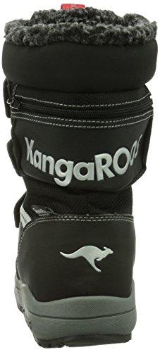 k Bottes Re Enfant tex Kangaroos Noir 2026 Kanga Mixte black t877vqanf