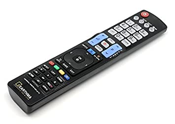 Universal Remote Control for LG Smart 3D LED LCD HDTV TV, Replacement LG  Smart TV Remote Control