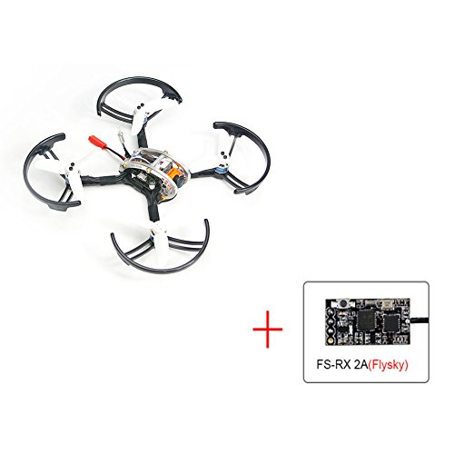 KING KONG FPV EGG PNP Brushless 136mm FPV RC Racing Drone Mini Quadcopter (FS-RX2A Receiver Compatible for Flysky) For Sale