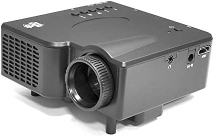 1080p Multimedia Gaming Mini Projector - Full HD Portable Vi