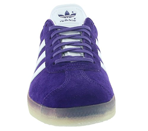 Adidas Gazelle Scarpa Violet / Blanc