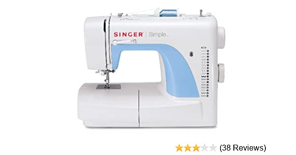 Amazon SINGER 40 Simple 40 Stich Sewing Stunning Singer Simple Sewing Machine Manual 3116