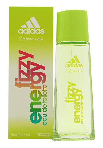 By Adidas Eau De Toilette Spray 1.7 Oz For Women (Energy 1.7 Ounce Spray)