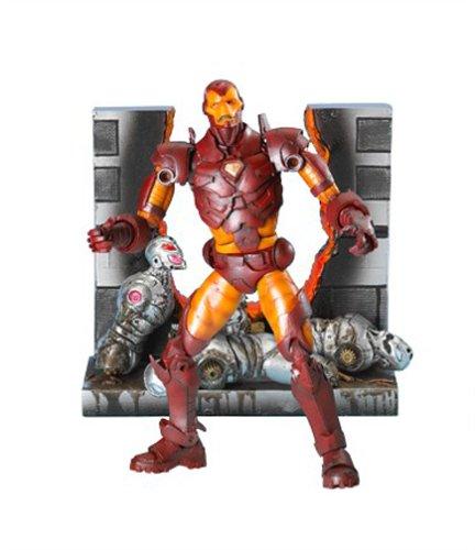 Marvel Legends Series 8 Modern Iron Man Action Figure