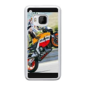 Beautiful Designed With Valentino Rossi Theme Phone Shell For HTC One M9