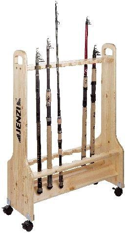 Jenzi Rutenständer aus Holz