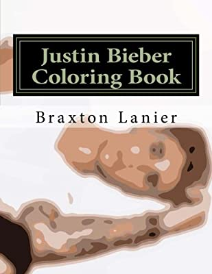 Justin Bieber Coloring Book (Activity Books for All Ages)