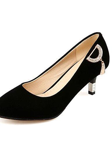 Glitter Cone Heels - 3