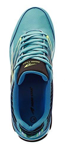 cheap websites sale best prices Roadstar Men's Classic Lace-Up Half Shoe blue-green outlet sast cQQnDzj