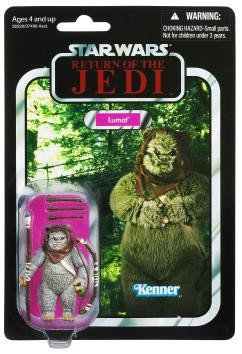 Star Wars Return Of The Jedi The Vintage Collection Lumat Figure