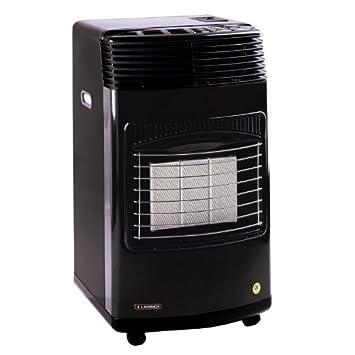 Windfire Turbo - Estufa de gas con calentador de ventilador eléctrico (4,2 KW): Amazon.es: Jardín