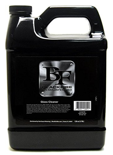 Blackfire Pro Detailers Choice BF-430-128 Glass Cleaner, 128 oz. by Blackfire Pro Detailers Choice (Image #1)
