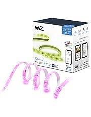 WiZ Colours Smart LED Light Strip Starter Kit 2M Extendable up to 10M WiFi, White, WZ26711681