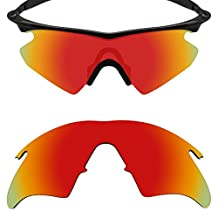 Mryok Replacement Lenses for Oakley M Frame Heater Sunglasses - Rich Options
