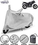 Fabtec Waterproof Bike Body Cover For Bajaj Pulsar 180 With Air Freshener Combo( Multicolour)