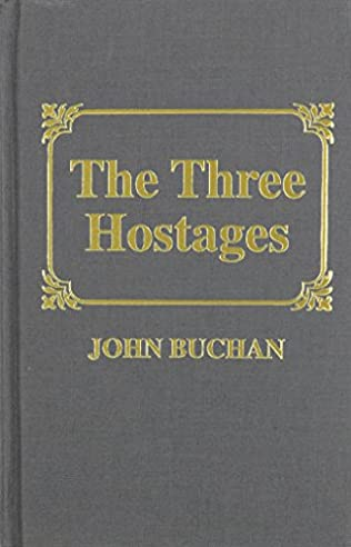book cover of The Three Hostages