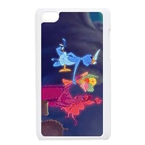 iPod Touch 4 Case White Disney Hercules Character Hera Zjxnb