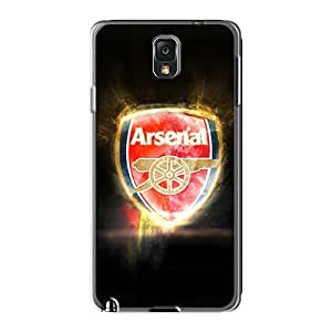 Perfect Hard Phone Covers For Samsung Galaxy Note 3 (gAi13685QEfb) Provide Private Custom Lifelike Arsenal Series