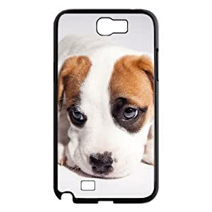 VNCASE Pit Bull Terrier Phone Case For Samsung Galaxy Note 2 N7100 [Pattern-1]