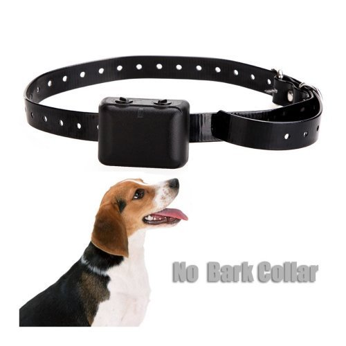 Dog Training Collar with Waterproof and Rechargeable ,Dog Anti Bark No Barking Collar Trainer Shock Vibrate by Luxmo
