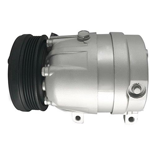 RYC Remanufactured AC Compressor and A/C Clutch EG991