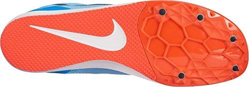 D 10 Fox Eu Running bright De Nike 45 Adulte Crimson Blue football 446 Mixte Zoom Chaussures Compétition Rival Bleu UOwEHf