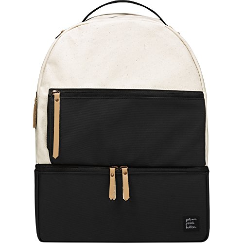 Petunia Pickle Bottom Axis Backpack, Birch/Black