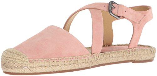 Blush Splendid - Splendid Women's Foley Flat Sandal, Blush, 8 Medium US