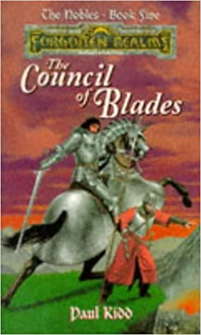 The Council of Blades (Nobles)