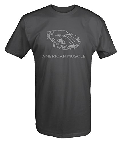 Stealth - American Muscle Ford GT40 GT350 Limited Edition T Shirt - Large
