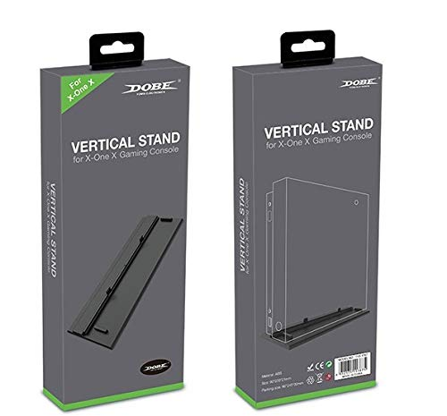 Dobe Tyx-1767 Suporte Vertical Stand, Preto - Xbox One