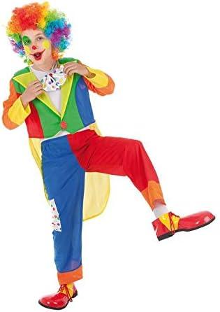 LLOPIS - Disfraz Infantil Payaso Tino t-l: Amazon.es: Juguetes y ...