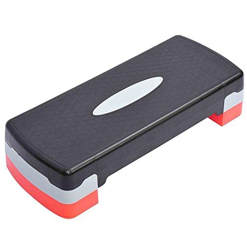 "Maxfit Aerobic Step: 27"" Fitness Platform Aerobic Stepper"