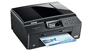 Brother DCPJ725DW - Impresora multifunción de tinta color (A4, 12 ppm, Wifi)