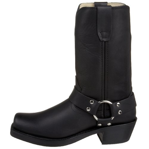 "Durango Women's RD510 10"" Crossroads Harness Boot,Black,8 M US"