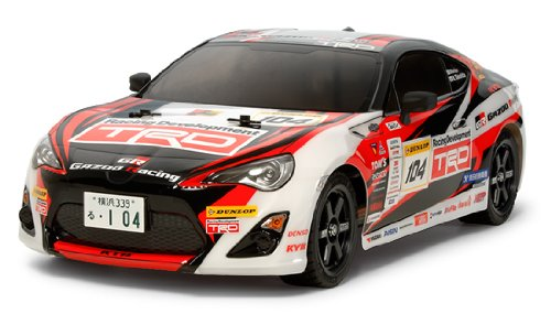 TT-02 GAZOO Racing TRD 86 スーパーセット   B00GTAZFQ4