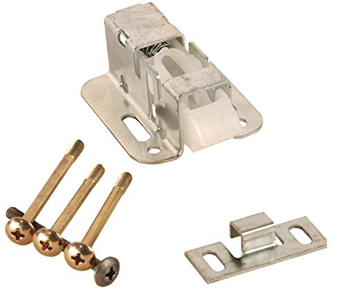 RV Designer H225, Concealed Positive Catch, 2 Per Pack, Cabinet Hardware ()
