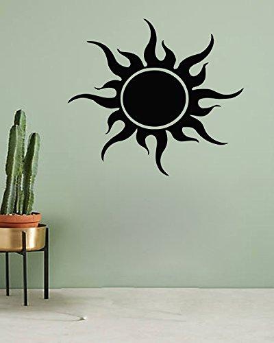 - Wall Decals Vinyl Graphics Stickers Blazing Sun Tribal Tattoo Art Decor Pattern Image DB0001