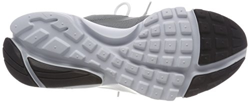 012 Froid Blanc Gris Noir Homme Blanc Blanc Platine Pur NIKE Gris de Presto Chaussures Gymnastique Fly Blanc xa0xPpwHSq