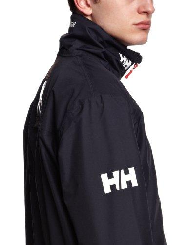 Helly Blu Uomo Giacca navy Midlayer Crew Hansen rwvqSar