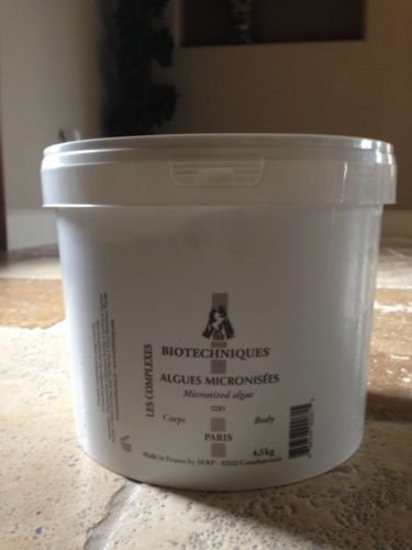 Ionithermie Biotechniques Algues Microninsees Algae Body Clay 3lb